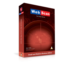 WebScan za Linux Proxy Server