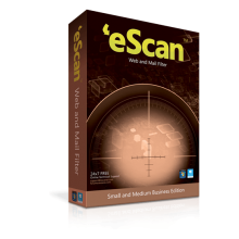 eScan filter za web i e-mail