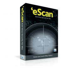 eScan Antivirus za Mac